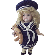 Gebruder Heubach Elizabeth Googly 9573