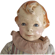 Mibs Composition Doll