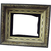 Victorian Shadow Box Frame