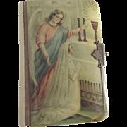 Celluloid First Communion Book