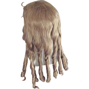 Very Long Wig For A Large Doll