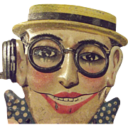 Harold Lloyd Tin Mechanical Toy