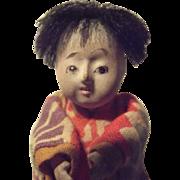 Tiny Ichimatsu Doll