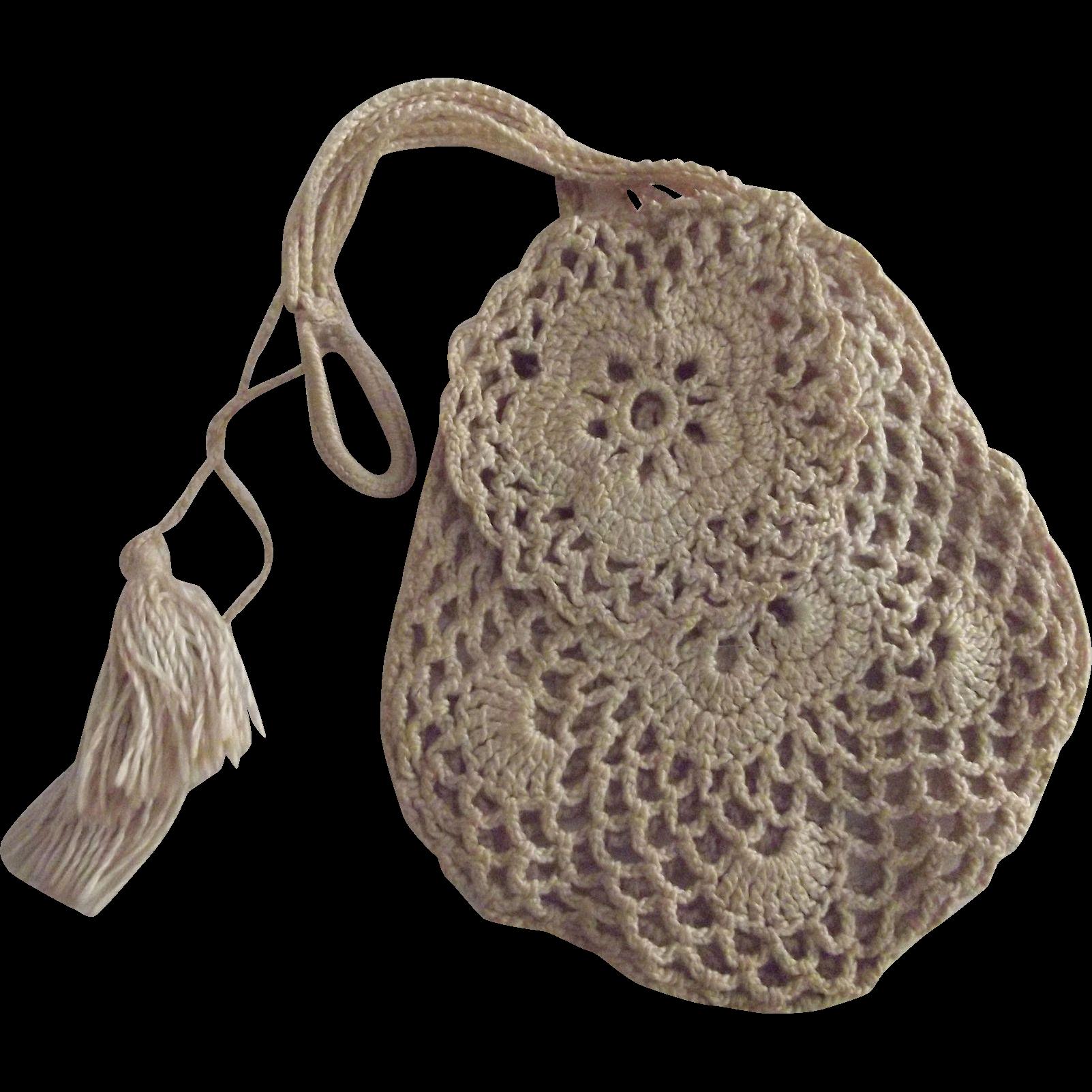 Decorative Crochet Piece