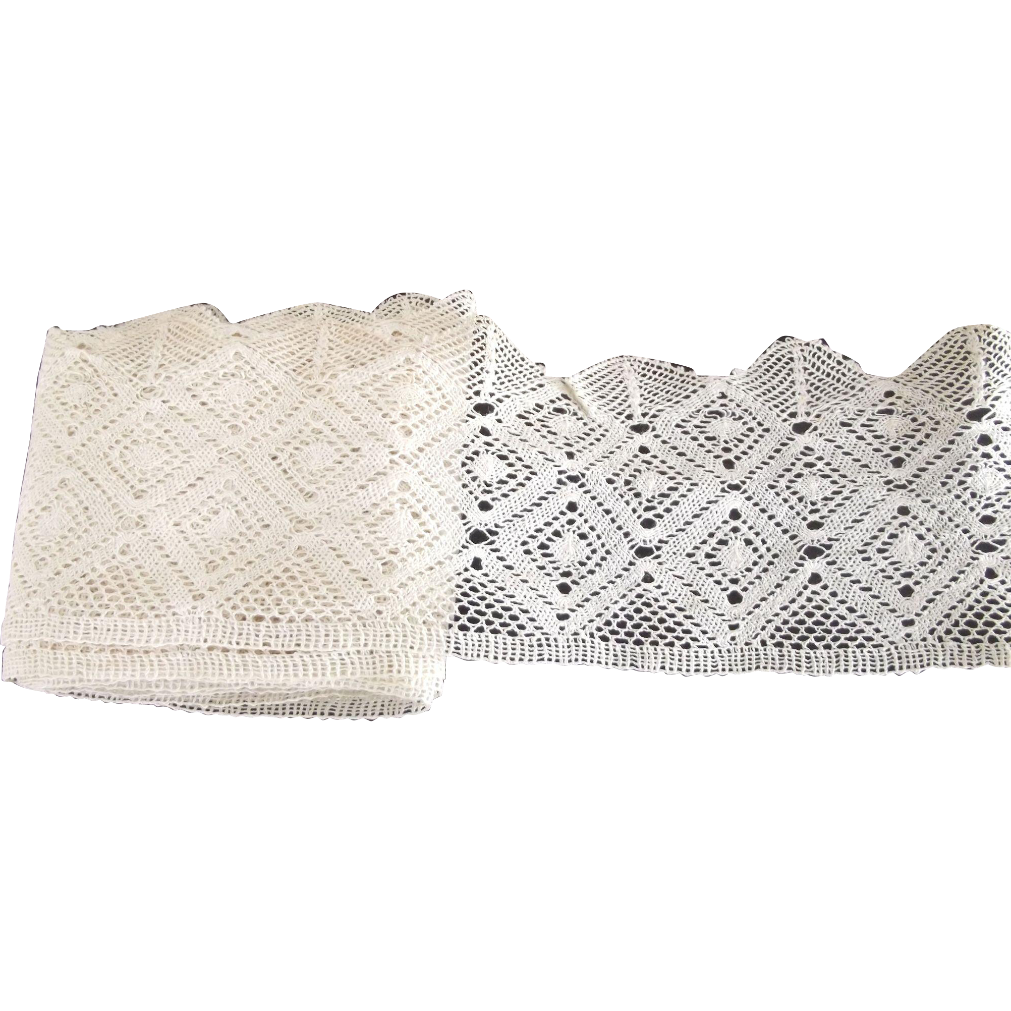 Early Wide Lace For Doll Clothes, Trimming, Dresses, Linens