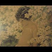 Bessie Pease Gutmann's Springtime