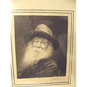 Walt Whitman by J. Johnson