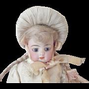 Simon Halbig 950 Doll Closed Mouth All Original