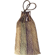 Natural Fiber Summer BAg