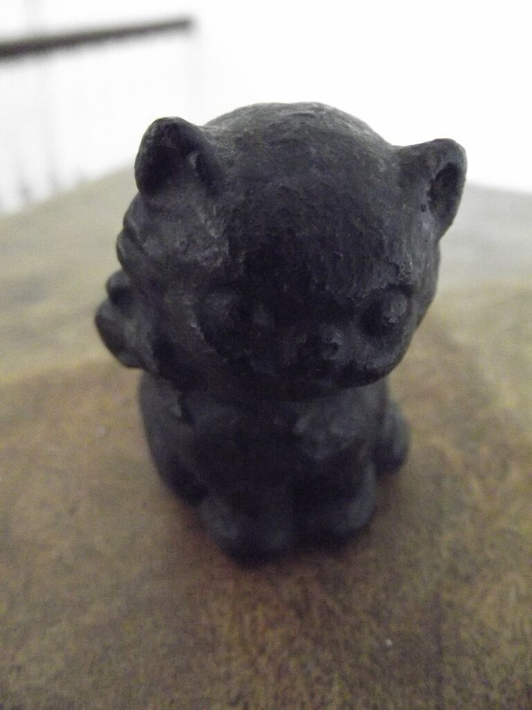 Little Iron Cat For Doll House