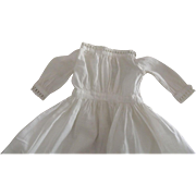 Victorian Long Doll Dress