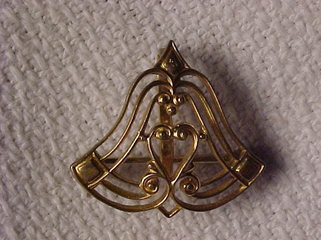 Victorian Pin/Watch Fob