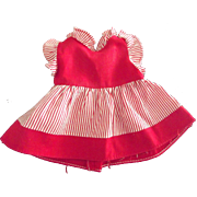 Doll Dress 50's Style