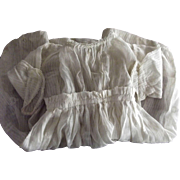 Early Doll Dress