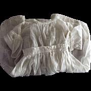Early Doll Dress