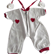 Doll Jumpsuit, Dress and Apron