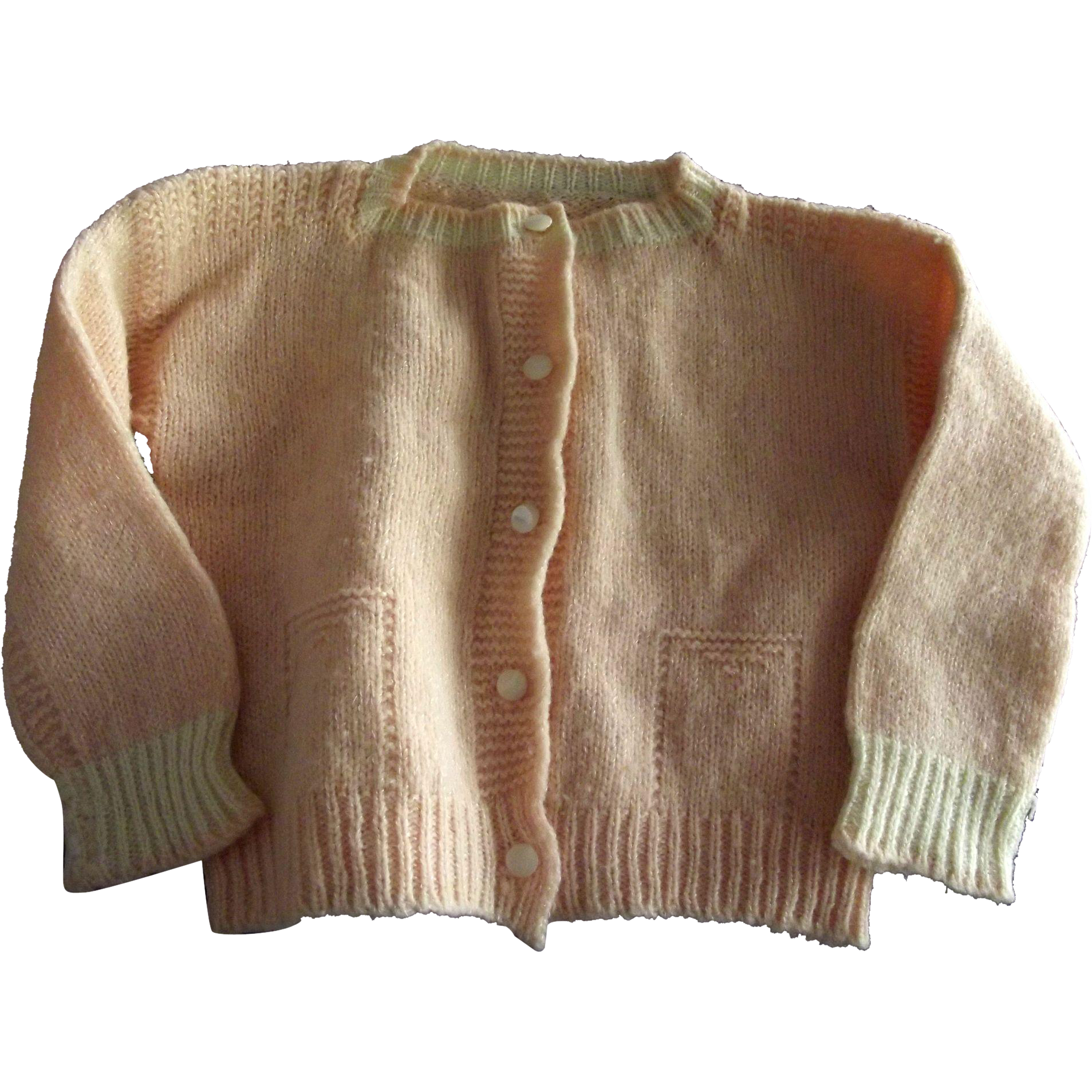 Pink Sweater For Doll,Bear,Baby