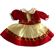 A Dress For A Toni Doll