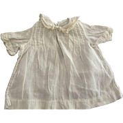 White Dress For A Baby Doll or Toddler