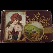 Victorian/Edwardian Autograph Book
