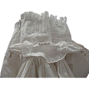 Victorian/Edwardian Small Baby Doll Gown
