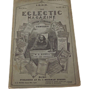 The Eclectic Magazine of Foreign Literature  1866