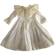 Doll Dress With Lace