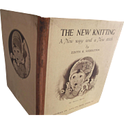 The New Knitting  by Edith Middleton