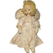 Felt Angel  Doll
