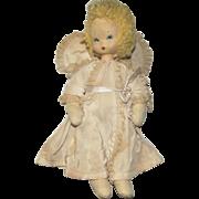Felt Angel  Doll