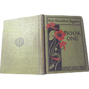 New Education Readers Book One 1900