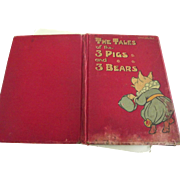The Tale of the  3 Pigs and 3 Bears