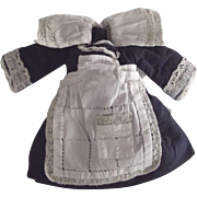 Maid's Outfit For Doll