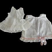 Two Slips For Vintage Dolls