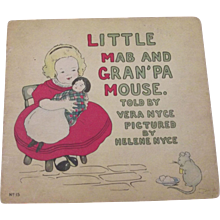 Little Mab And Gran'pa Mouse