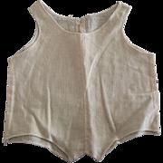 Pale Pink Romper Type Underwear