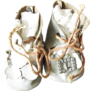 Sea Foam Green Doll Shoes