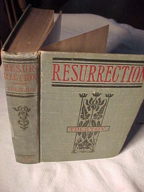 Tolstoy's Resurrection