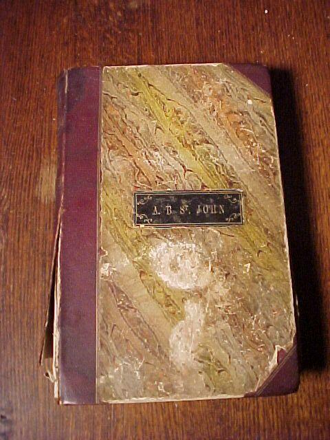Ladies National Magazine 1848