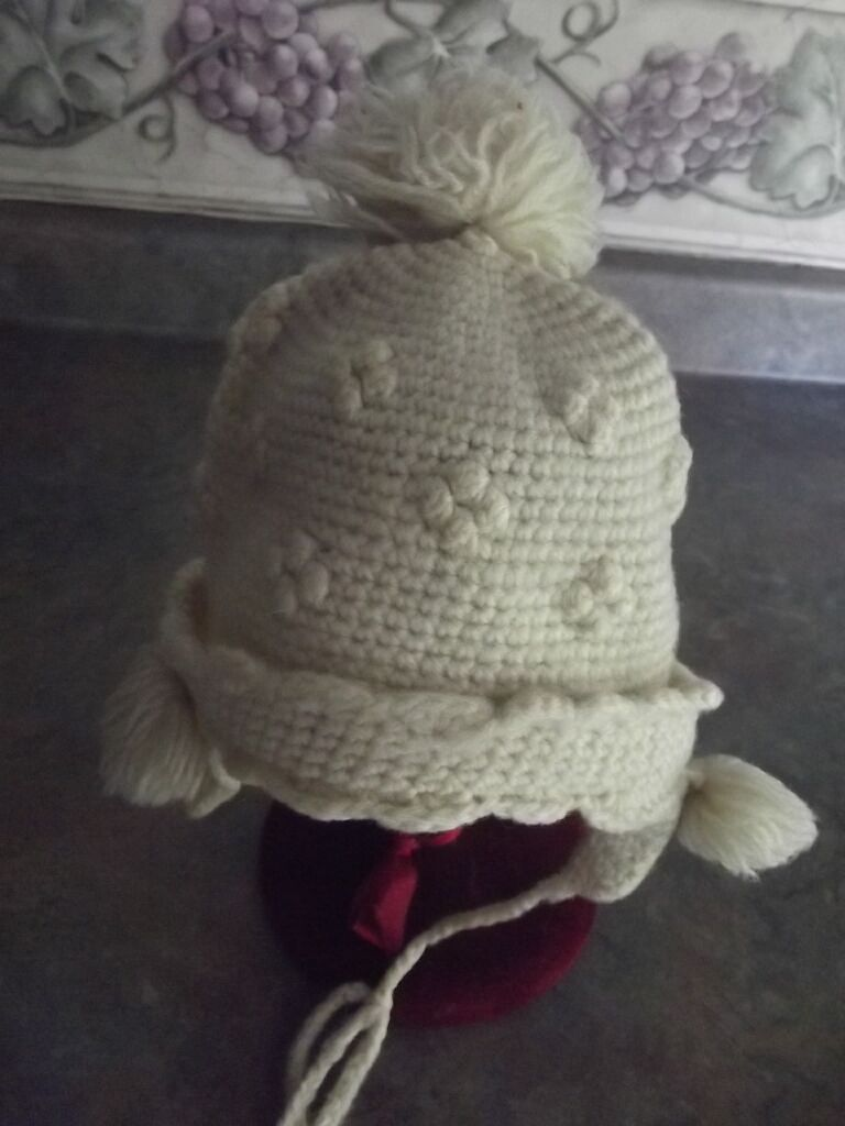 Wool Bonnet