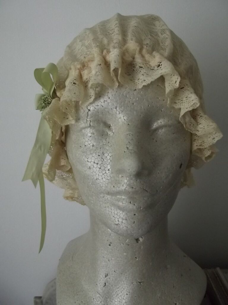 Pretty Sleep Bonnet