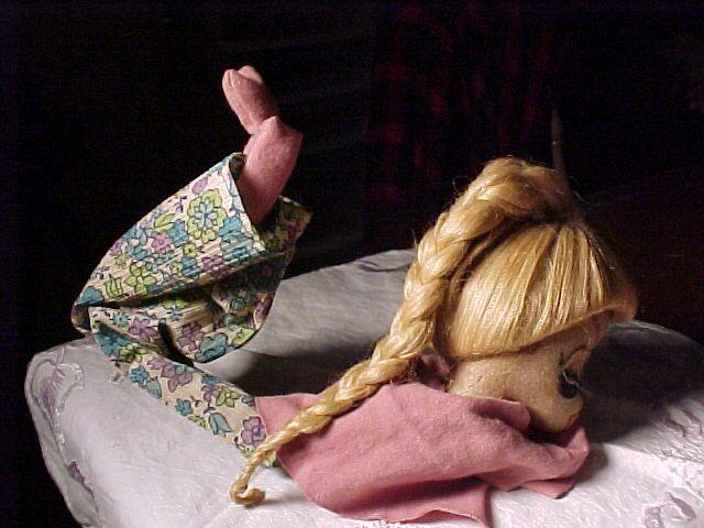 Lilo 1960's Doll