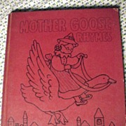 Mother Goose Rhymes - Red Tag Sale Item
