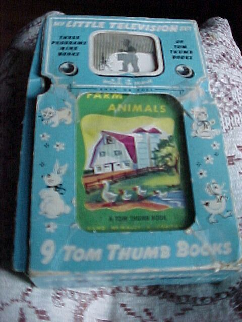 Set of Tom Thumb Books