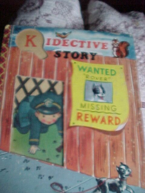 Kidective Story