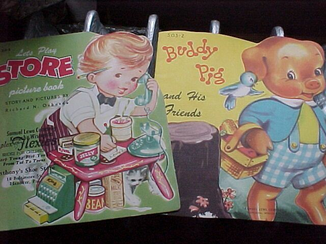 Pair of Children's Books