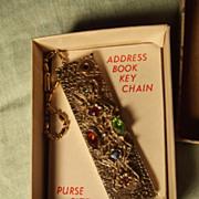 Key Chain Address Book