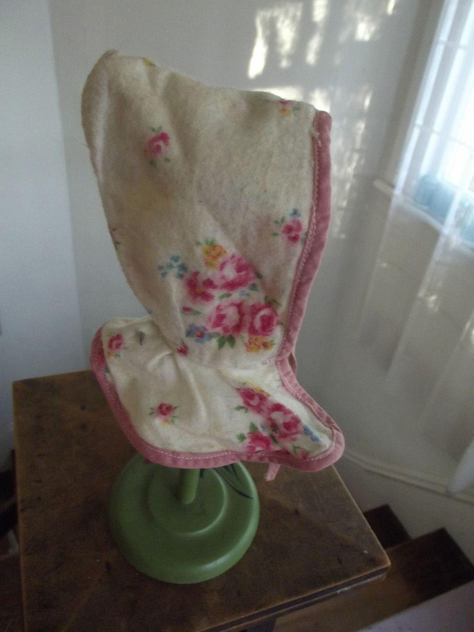 Flannel Bonnet