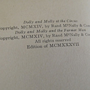 Dolly and Molly At The Circus