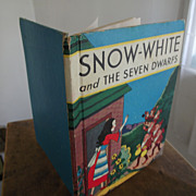 Snow-White and The Seven Dwarfs - Red Tag Sale Item